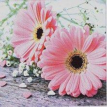 Papier - 444 kvety - 5823681_