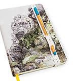 Papiernictvo - Zápisník A5 Skala - 5824089_
