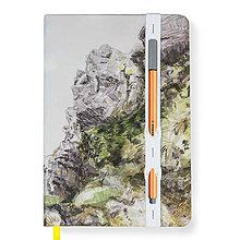 Papiernictvo - Zápisník A5 Skala - 5824094_