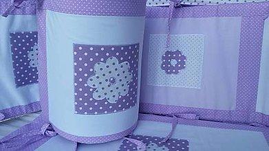 Textil - Kvetinky pre Olíviu :-) - 5826626_