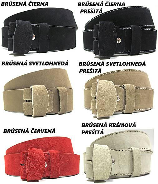 0cbd0b27b Dámsky svetlohnedý kožený opasok / SK-Opasky - SAShE.sk - Handmade ...