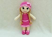 - Bábika v ružovom :) - 5826389_
