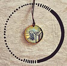 Náhrdelníky - Amulet - Architekt I. - 5828511_