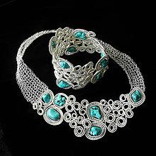 Sady šperkov - Čipka - 5825718_