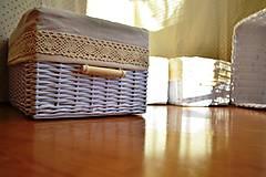 Košíky - Mandľové boxy ELI/ks - 5828996_