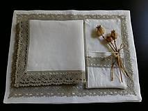 Úžitkový textil - Darčeková sada Exclusive - 5826076_