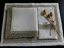 Úžitkový textil - Darčeková sada Exclusive - 5826077_