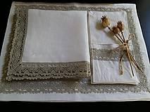 Úžitkový textil - Darčeková sada Exclusive - 5826081_