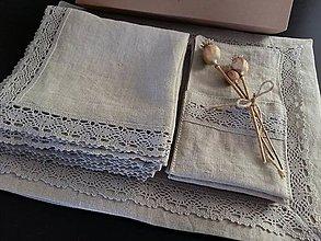 Úžitkový textil - Darčeková sada Pure Beauty - 5826000_