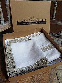 Úžitkový textil - Darčeková sada Exclusive - 5826075_