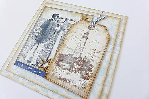 pohľadnica námornícka