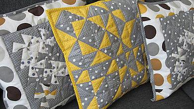 Úžitkový textil - Dekoračné vankúše - 5832017_