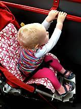 Detské doplnky - Elenka a Mountain Buggy - 5837979_