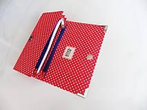 Peňaženky - S Polly v Paříži - peněženka 17 cm i na karty - 5837150_