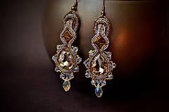 Náušnice - Luxury - 5837307_