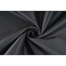 Úžitkový textil - Nepremokavá čierna - 5838291_
