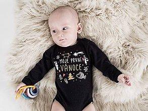 Detské oblečenie - Moje prvé Vianoce - 5838714_