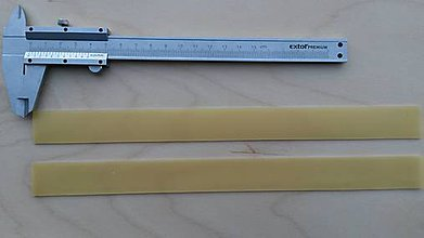 Suroviny - Lekársky latex, 26cm, rôzne typy a hrúbky - 5839928_