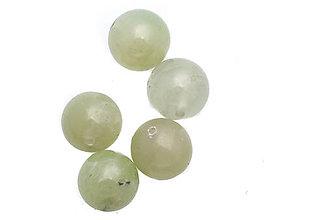 Minerály - Jadeit 10mm - 5838574_