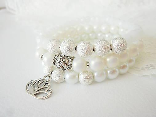 Perličkové náramky 3ks - AKCIA!!!   BijouMade - SAShE.sk - Handmade ... 0132ca9de4b