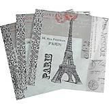 """Papier - Servítka """"Paris eiffelovka"""", ihneď - 5838937_"""