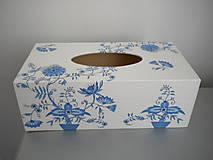 Krabičky - Krabička na vreckovky - 5843922_