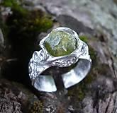 Prstene - Olivínový - 5842391_