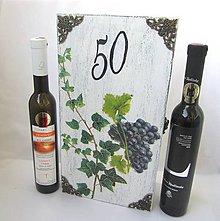 Krabičky - Krabica na víno - 5847801_