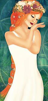 Grafika - Madonna - Chodenie po vode A2 Print - 5846730_