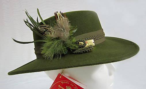 ba8cf903f60a Dámsky exkluzívny poľovnícky klobúk (15PDL6)   LucaDellaRocca ...