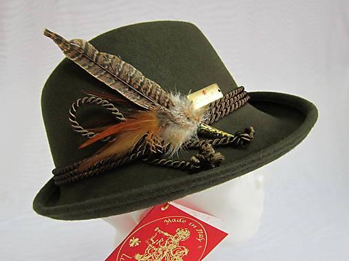 38ae40d04251 Dámsky exkluzívny poľovnícky klobúk (15PDL9)   LucaDellaRocca ...