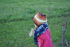 Detské čiapky - SAMOVZOROVACÍ - 5849210_