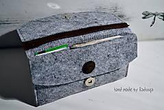 Peňaženky - Ludova penazenka - 5849025_