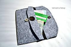 Peňaženky - Ludova penazenka 2 - 5852910_