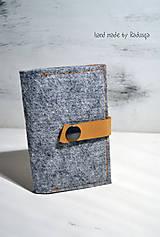 Peňaženky - Peňaženka do vrecka - 5852915_