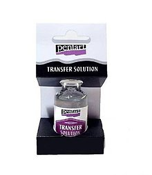 Farby-laky - Transferový roztok Stamperia 25 ml - 5850814_