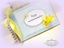 Papiernictvo - Recepty na šťastné manželstvo - 5855355_