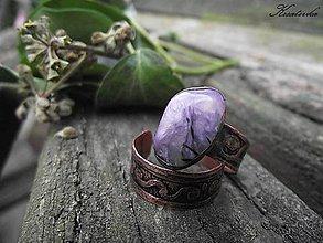 Prstene - Šíleně smutná princezna......(čaroit) - 5860388_
