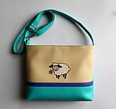 Detské tašky - ovčia - 5859421_