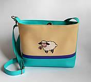 Detské tašky - ovčia - 5859433_