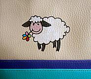 Detské tašky - ovčia - 5859434_