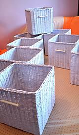 Košíky - Samý box. Ketrin :-) - 5858445_