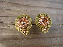 Mini (Gold...soutache)