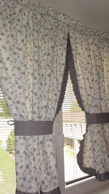 Úžitkový textil - Závesy - 5861021_