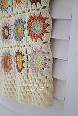 Textil - Detská deka ... Jeseň - 5868292_