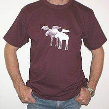 Tričká - Pánské tričko Severské - 5869795_