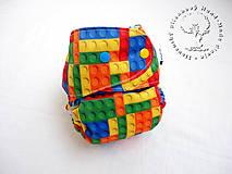 - LEGO - PUL Kapsová Plienočka (veľ. M-L-XL) + hrubá vkladačka - 5873092_