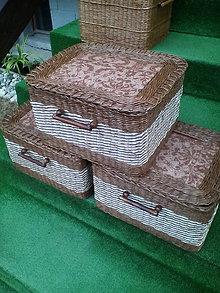 Košíky - Úložný box Danka - 5873421_