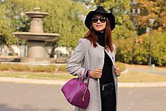 Kabáty - Jesenný kabát - 5877928_