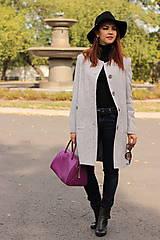 Kabáty - Jesenný kabát - 5877929_